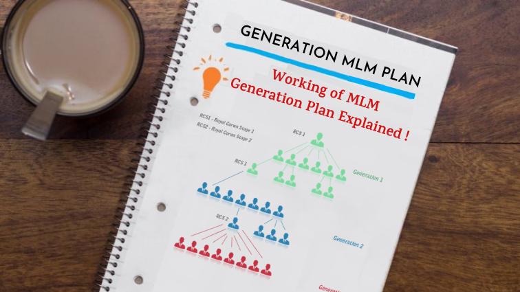 MLM generation plan working