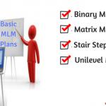 MLM Compensation Plans