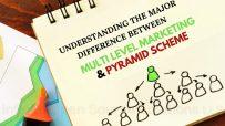 MLM vs pyramid scheme