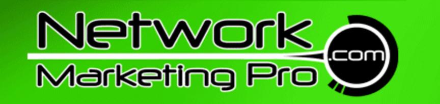 Network marketing pro