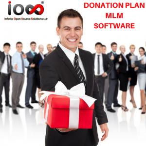 Donation Plan MLM Software