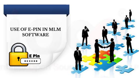 e-pin mlm software