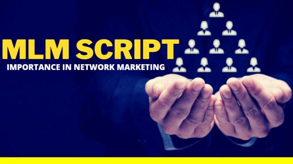 MLM Script Importance IN NETWORK MARKETING