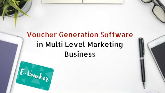 voucher generation software