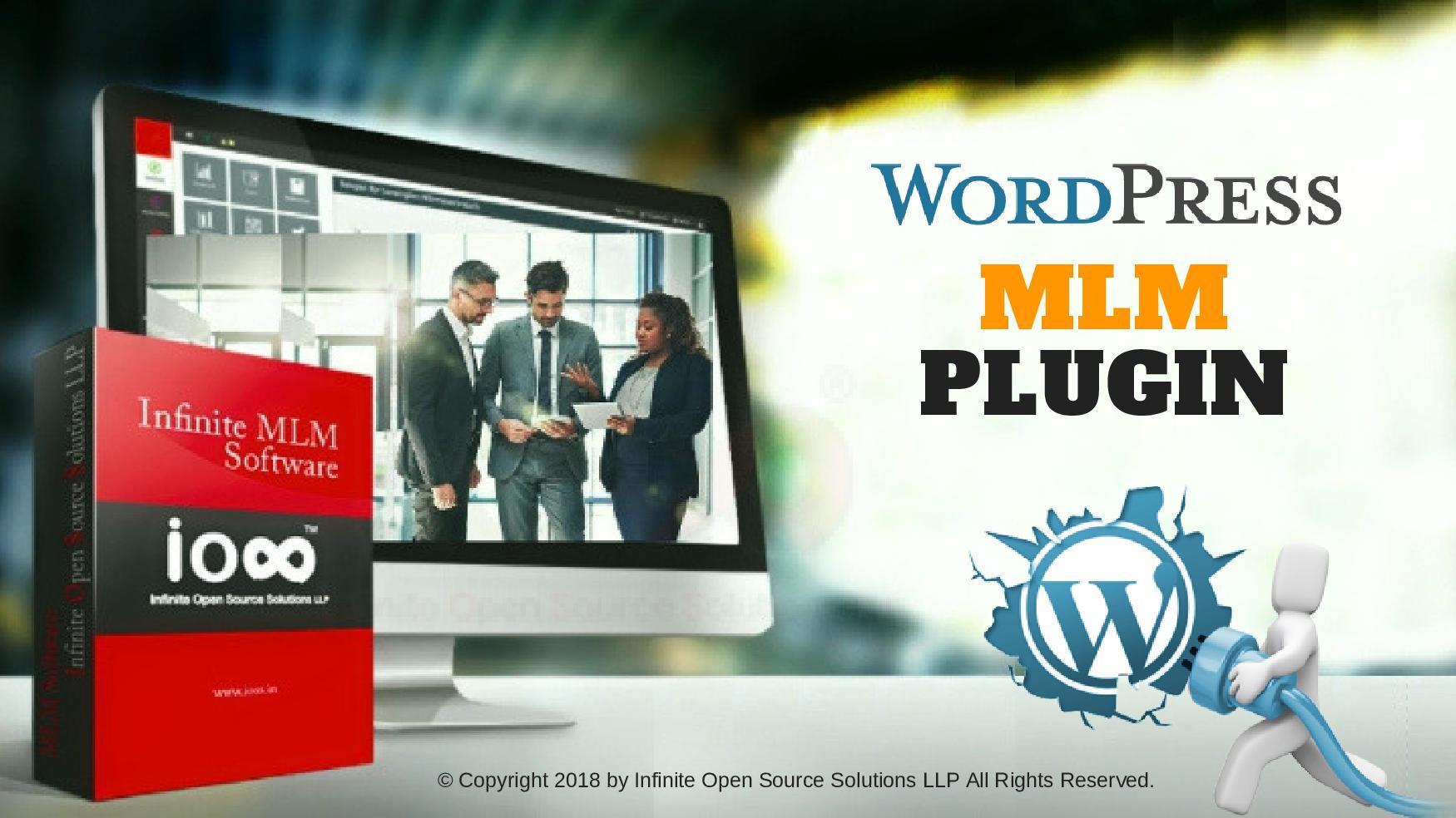 WP MLM Plugin