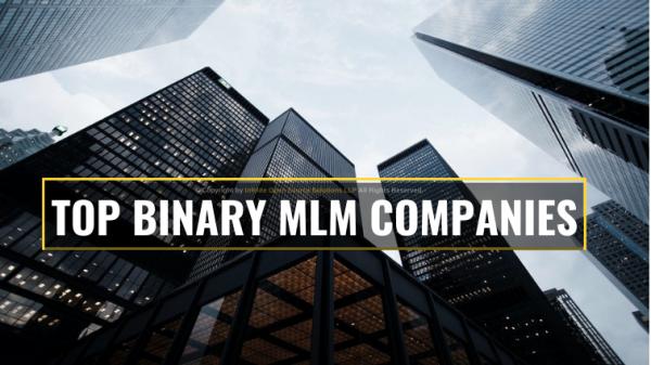 Binary MLM Companies