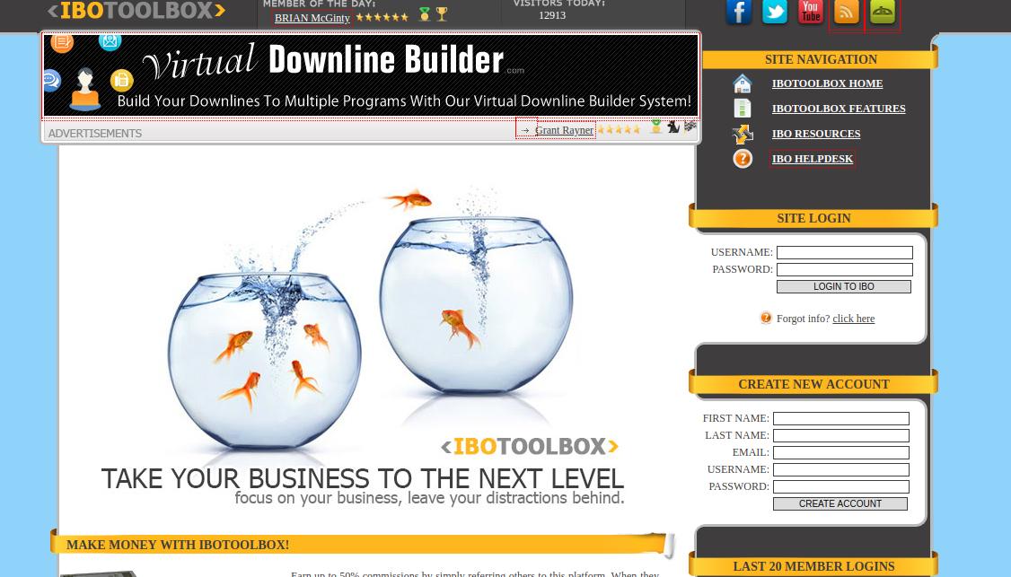 IBO toolbox Platform