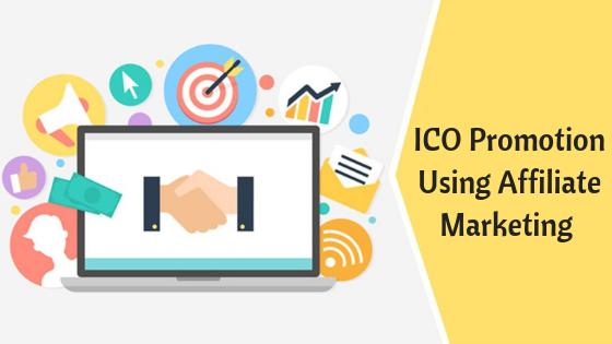 ICO Promotion Using Affiliate Marketing