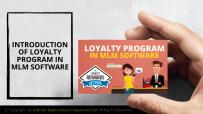 Loyalty program in MLM Software