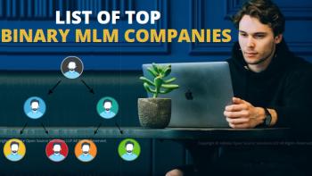 Top Binary MLM Companies