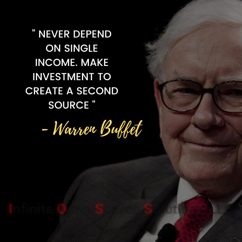 Warren Buffe quotes