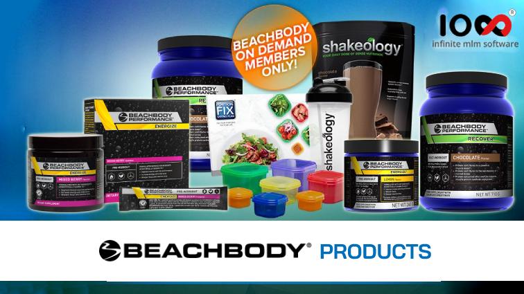 beachbody products